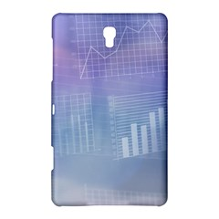 Business Background Blue Corporate Samsung Galaxy Tab S (8 4 ) Hardshell Case