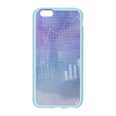 Business Background Blue Corporate Apple Seamless iPhone 6/6S Case (Color)