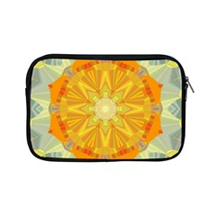 Sunshine Sunny Sun Abstract Yellow Apple iPad Mini Zipper Cases