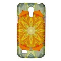 Sunshine Sunny Sun Abstract Yellow Galaxy S4 Mini