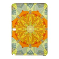 Sunshine Sunny Sun Abstract Yellow Samsung Galaxy Tab Pro 10.1 Hardshell Case