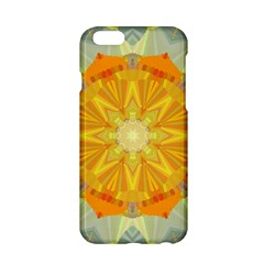 Sunshine Sunny Sun Abstract Yellow Apple iPhone 6/6S Hardshell Case