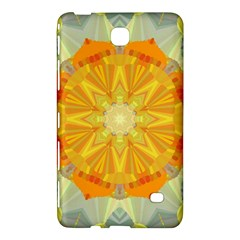 Sunshine Sunny Sun Abstract Yellow Samsung Galaxy Tab 4 (8 ) Hardshell Case