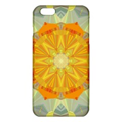 Sunshine Sunny Sun Abstract Yellow iPhone 6 Plus/6S Plus TPU Case