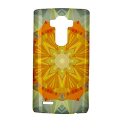 Sunshine Sunny Sun Abstract Yellow LG G4 Hardshell Case