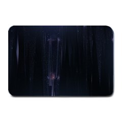 Abstract Dark Stylish Background Plate Mats