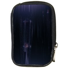 Abstract Dark Stylish Background Compact Camera Cases