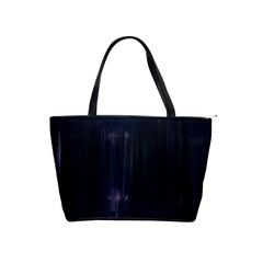 Abstract Dark Stylish Background Shoulder Handbags