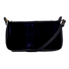 Abstract Dark Stylish Background Shoulder Clutch Bags