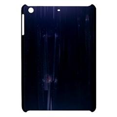 Abstract Dark Stylish Background Apple iPad Mini Hardshell Case