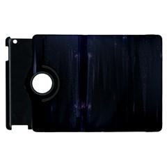 Abstract Dark Stylish Background Apple iPad 2 Flip 360 Case