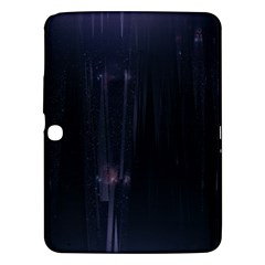 Abstract Dark Stylish Background Samsung Galaxy Tab 3 (10 1 ) P5200 Hardshell Case