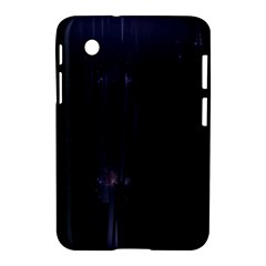 Abstract Dark Stylish Background Samsung Galaxy Tab 2 (7 ) P3100 Hardshell Case