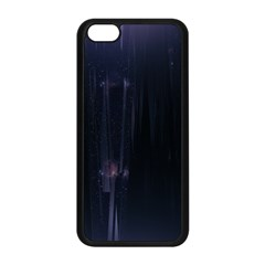 Abstract Dark Stylish Background Apple Iphone 5c Seamless Case (black)