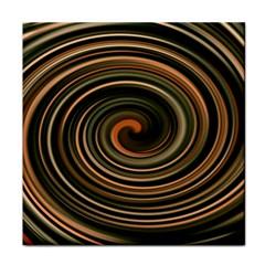 Strudel Spiral Eddy Background Tile Coasters