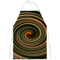 Strudel Spiral Eddy Background Full Print Aprons