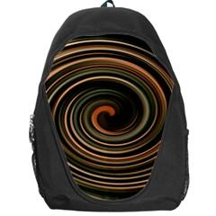 Strudel Spiral Eddy Background Backpack Bag