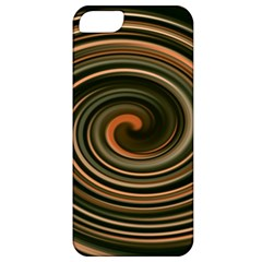 Strudel Spiral Eddy Background Apple iPhone 5 Classic Hardshell Case