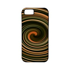 Strudel Spiral Eddy Background Apple iPhone 5 Classic Hardshell Case (PC+Silicone)