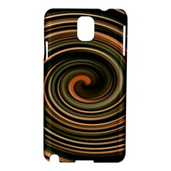 Strudel Spiral Eddy Background Samsung Galaxy Note 3 N9005 Hardshell Case