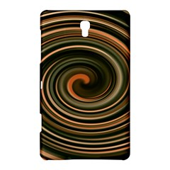 Strudel Spiral Eddy Background Samsung Galaxy Tab S (8 4 ) Hardshell Case