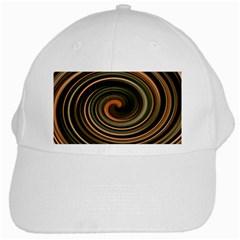 Strudel Spiral Eddy Background White Cap