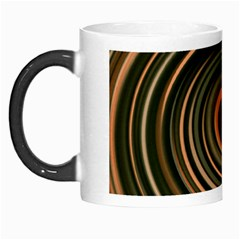 Strudel Spiral Eddy Background Morph Mugs