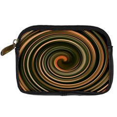 Strudel Spiral Eddy Background Digital Camera Cases