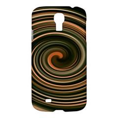 Strudel Spiral Eddy Background Samsung Galaxy S4 I9500/I9505 Hardshell Case