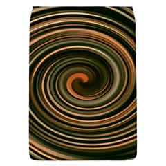 Strudel Spiral Eddy Background Flap Covers (L)