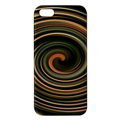 Strudel Spiral Eddy Background Iphone 5s/ Se Premium Hardshell Case