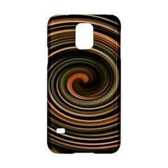 Strudel Spiral Eddy Background Samsung Galaxy S5 Hardshell Case