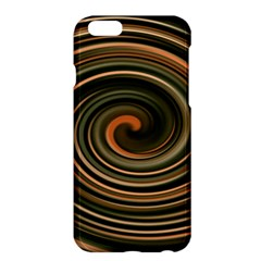 Strudel Spiral Eddy Background Apple iPhone 6 Plus/6S Plus Hardshell Case
