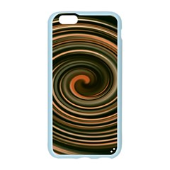 Strudel Spiral Eddy Background Apple Seamless iPhone 6/6S Case (Color)