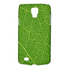 Green Leaf Line Galaxy S4 Active
