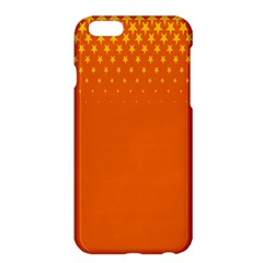 Orange Star Space Apple iPhone 6 Plus/6S Plus Hardshell Case