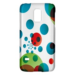 Polka Dot Circle Red Blue Green Galaxy S5 Mini