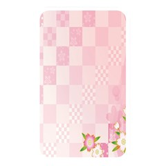 Sakura Flower Floral Pink Star Plaid Wave Chevron Memory Card Reader
