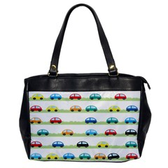 Small Car Red Yellow Blue Orange Black Kids Office Handbags
