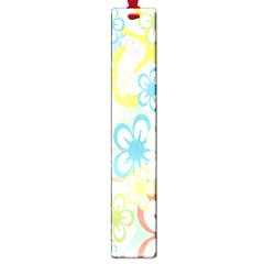 Star Flower Rainbow Sunflower Sakura Large Book Marks