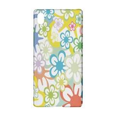 Star Flower Rainbow Sunflower Sakura Sony Xperia Z3+