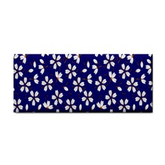 Star Flower Blue White Cosmetic Storage Cases