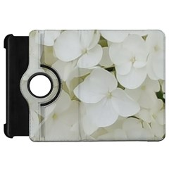 Hydrangea Flowers Blossom White Floral Photography Elegant Bridal Chic  Kindle Fire HD 7