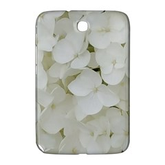 Hydrangea Flowers Blossom White Floral Photography Elegant Bridal Chic  Samsung Galaxy Note 8.0 N5100 Hardshell Case