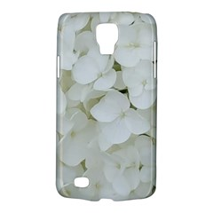 Hydrangea Flowers Blossom White Floral Photography Elegant Bridal Chic  Galaxy S4 Active