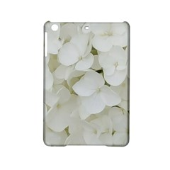 Hydrangea Flowers Blossom White Floral Photography Elegant Bridal Chic  iPad Mini 2 Hardshell Cases