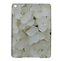 Hydrangea Flowers Blossom White Floral Photography Elegant Bridal Chic  iPad Air 2 Hardshell Cases