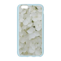 Hydrangea Flowers Blossom White Floral Photography Elegant Bridal Chic  Apple Seamless iPhone 6/6S Case (Color)