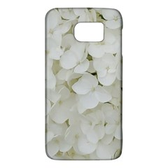 Hydrangea Flowers Blossom White Floral Photography Elegant Bridal Chic  Galaxy S6