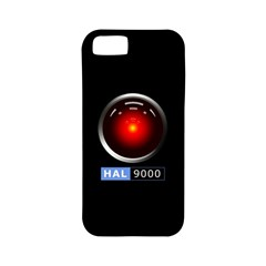 Hal 9000 Apple iPhone 5 Classic Hardshell Case (PC+Silicone)